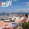 Éxito de los accesos WiFi en el Puerto de Castellón