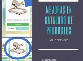 Novedades tecnológicas en el catálogo de la tienda online de Devuelving